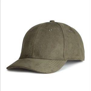 NWOT💎 H&M Khaki Green Hat